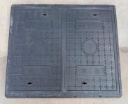 750x900树脂井盖