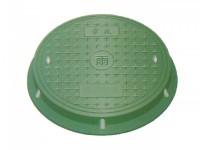 Φ600轻型雨水井盖