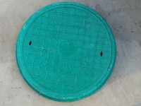 Φ600重型通信井盖
