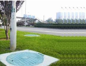 电wan城游xixia载井盖安装案例